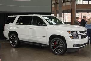 Rst Chevrolet Tahoe 2018
