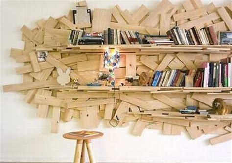 Librerie Comprano Libri Usati by 10 Librerie E Scaffali Dal Riciclo Creativo Greenme