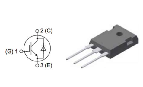 Copack Igbt Diode Iso Package Electronic Products