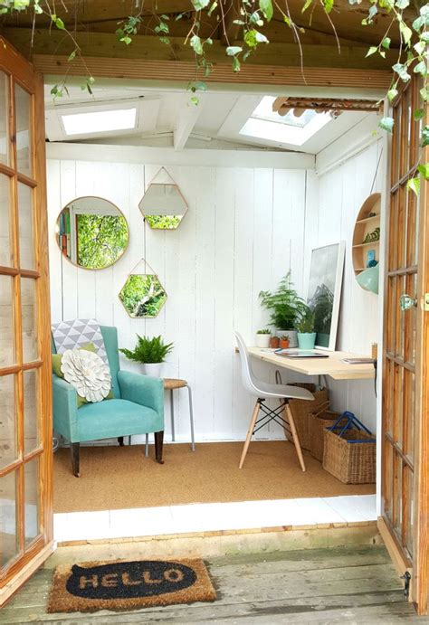 garden room interior decoration 25 best ideas about she sheds on she she