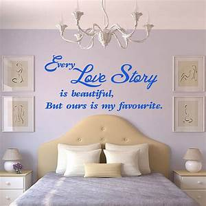Quote wall stickers for bedrooms : Teen bedroom wall decals quotes quotesgram