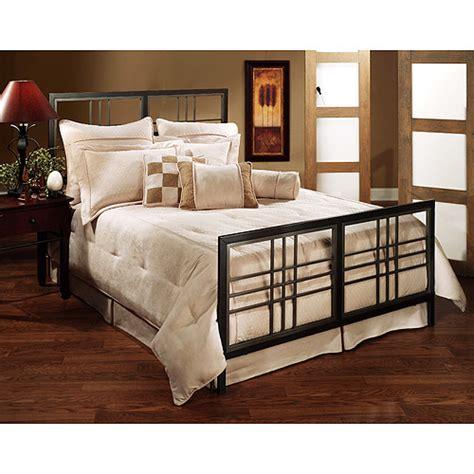 walmart headboard and footboard hillsdale tiburon headboard footboard with bed