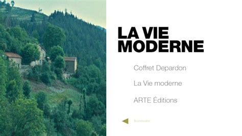 test dvd la vie moderne edition collector