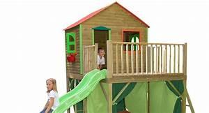 Cabane Exterieur Enfant : cabane exterieur bebe les cabanes de jardin abri de ~ Melissatoandfro.com Idées de Décoration