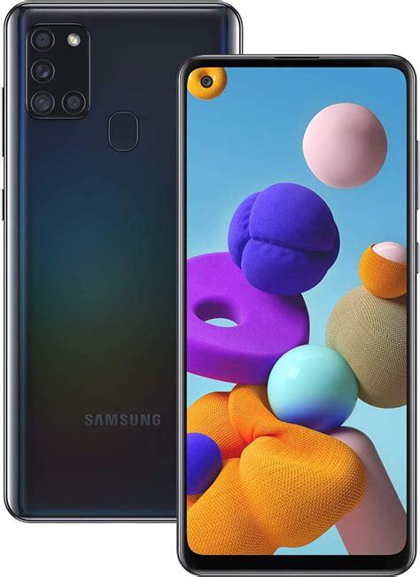 samsung galaxy  android smartphone sim  mobile phone black maxmartcouk