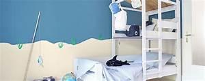 Kinderzimmer Junge 4 Jahre : blaue wandfarben im kinderzimmer f r jungen ab 3 jahren ~ Sanjose-hotels-ca.com Haus und Dekorationen