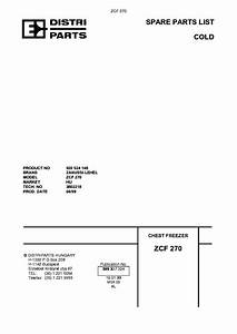 Zanussi Tl502 Service Manual Free Download  Schematics