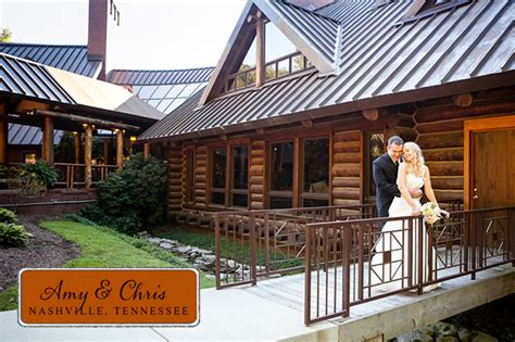 A Rustic Destination Wedding In Nashville, Tn