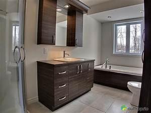 Salle De Bain En Bois : stunning modele de salle de bain gallery ~ Dailycaller-alerts.com Idées de Décoration