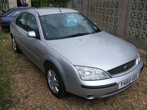 2001 Ford Mondeo 2.0 Ghia For Sale