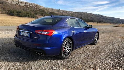 2018 Maserati Ghibli S Gransport First Drive