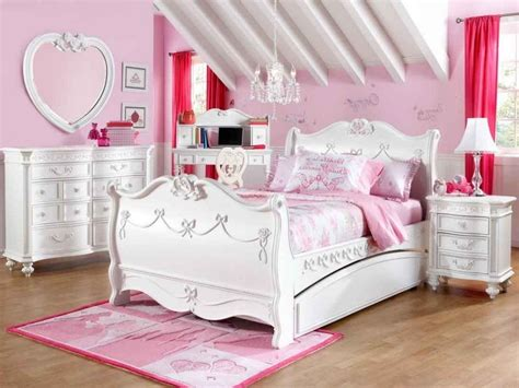 Lil Girls Bedroom Sets, Cute Girl Toddler Bed Ideas All
