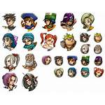 Quest Dragon Heroes Icons Characters Resource Character