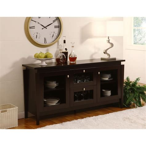 Kitchen Buffets Furniture by Buffet Cabinet Sideboard Buffet Credenza Dining Room