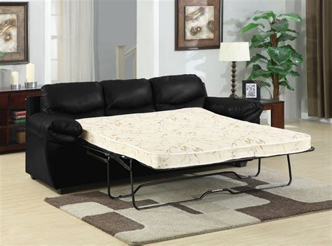 Black Leather Sleeper Sofa by Black Leather Sofa Sleeper Leather Sofa Amazing Sleeper