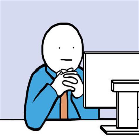 meme desk blank computer reaction faces your meme