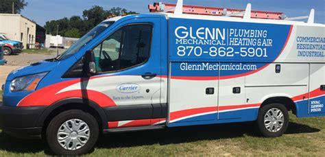 Glenn Plumbing by Glenn Mechanical El Dorado Arkansas Plumbing Heat And