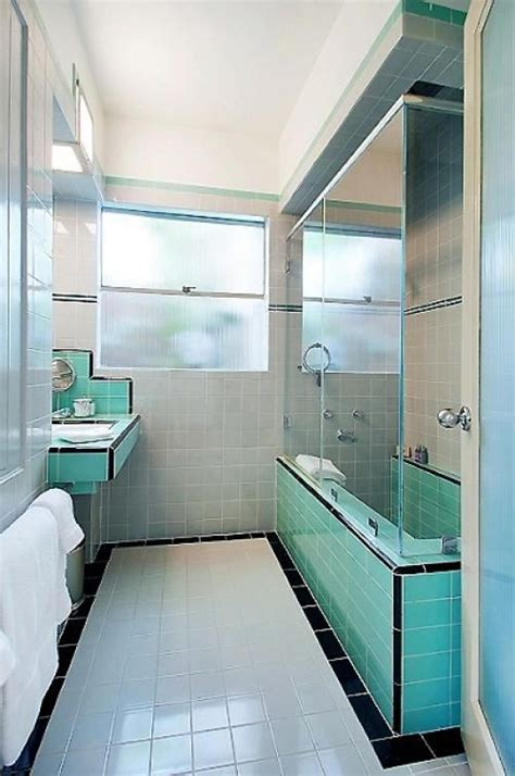 1930s Bathroom Tiles by 1930s Bathroom Los Angeles Apartment By William Kesling