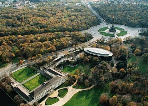 Tiergarten  30 Dias Em Berlin
