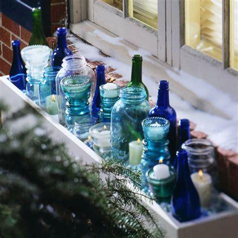 Weihnachtsdeko Fenster Kerzen by Tolle Weihnachtsdeko Ideen Im Freien 30 Inspirierende
