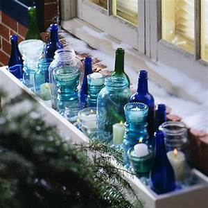 Außergewöhnliche Weihnachtsdeko Aussen : tolle weihnachtsdeko ideen im freien 30 inspirierende vorschl ge ~ Whattoseeinmadrid.com Haus und Dekorationen