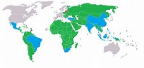 Newly industrialized country - Wikipedia