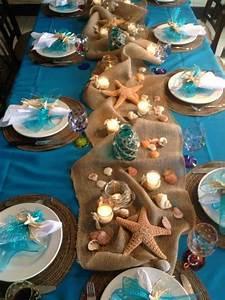 Ocean Themed Party Food Pinterest Home Design Idea