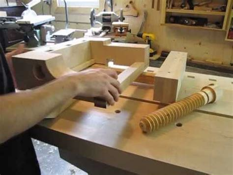 Making Wooden Nuts Doovi