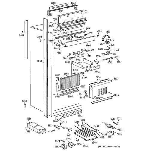 ge monogram fridge   leaking water   floor  assume   defrost cycle