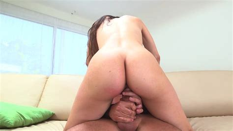 Sweet Looking Latina Amateur With Glasses Enjoys In Hot