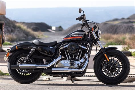 Review Harley Davidson Forty Eight by Harley Davidson Iron 1200 And Forty Eight Special 2018