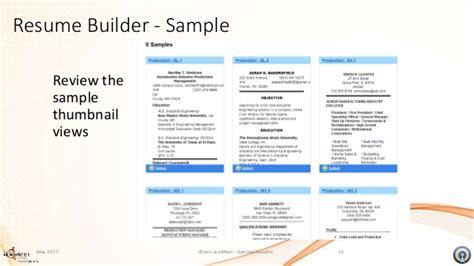 Resume Tools by Resume Builder Tool
