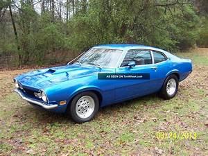 1973 Ford Maverick 302 4v 4 Speed Weld Wheels L@@k