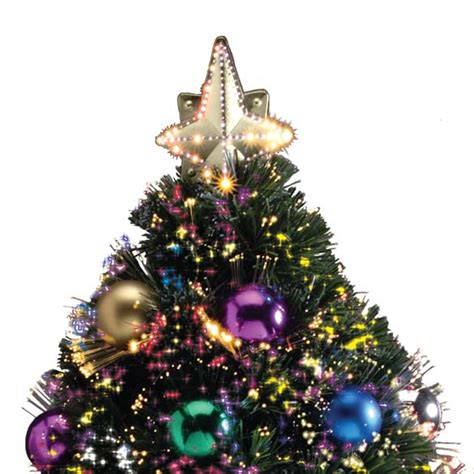 fiber optic christmas tree holidays gifts walter drake