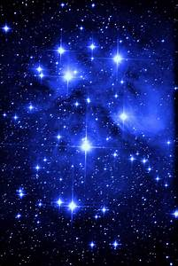 Astro Chart M45 Pleiades Astronomy Pictures At Orion Telescopes