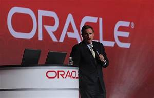 Oracle, Under Mark Hurd, Finds Religion Through The Cloud