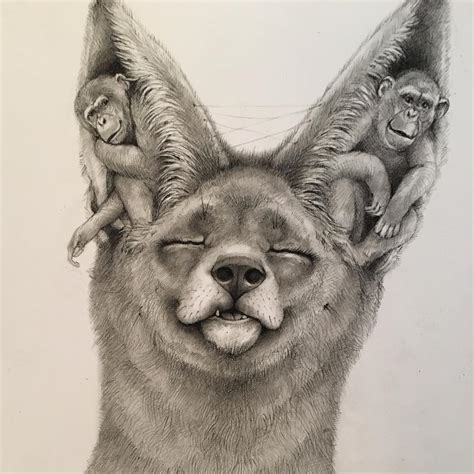 funny  surreal pencil drawings  adonna khare