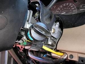 Removing Ignition Cylinder Ford Ranger