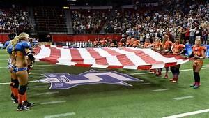 All-women LFL mocks NFL kneelers: 'WE stand in salute of ...