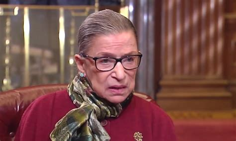 Justice Ginsburg Hospitalized
