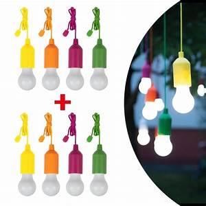 Bilder Lampen Mit Batterie : handy lux colors kabellose led leuchte 8 st ck lampen 4 geh use farben mediashop ebay ~ Markanthonyermac.com Haus und Dekorationen