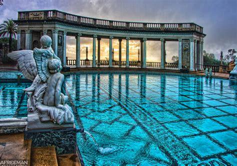 Visit the Stunningly Luxurious Hearst Castle in California