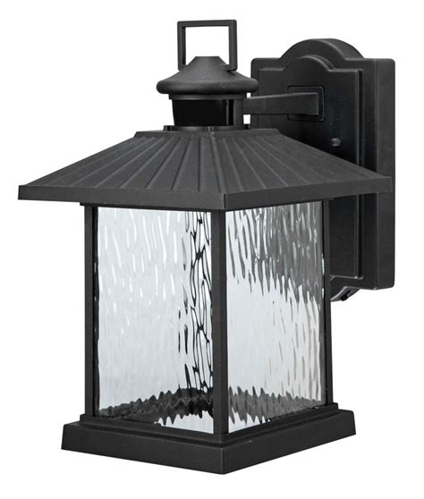 Backyard Lighting Home Depot by Outdoor Wall Lights Sconces Lanterns More The Home