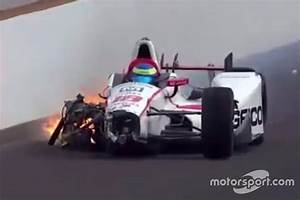 Accident Bourdais Indianapolis : s bastien bourdais dale coyne racing honda crash at indy 500 ~ Maxctalentgroup.com Avis de Voitures