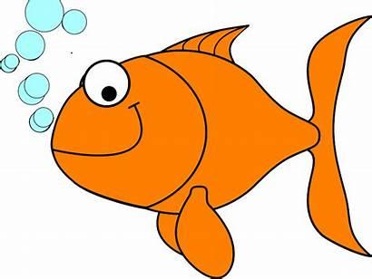 Goldfish Clipart Svg Fish Cartoon Bowl Panda