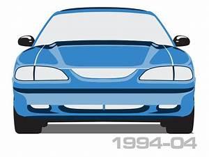 94-04 Mustang Parts