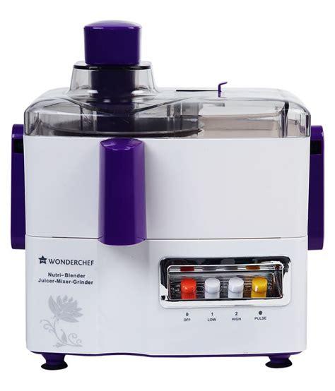 grinder blender mixer juicer wonderchef nutri watt jar 750w kitchen grinders india cum test appliance pepperfry