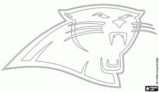 Printable New England Patriots Pumpkin Stencil by Carolina Panthers Coloring Pages Coloring Home