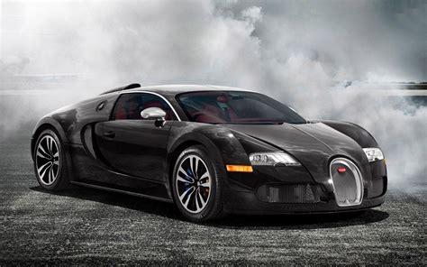 Black Bugatti Veyron Wallpapers