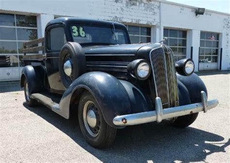 1936 Dodge Pickup Truck Very Solid Rat Rod Restore Street